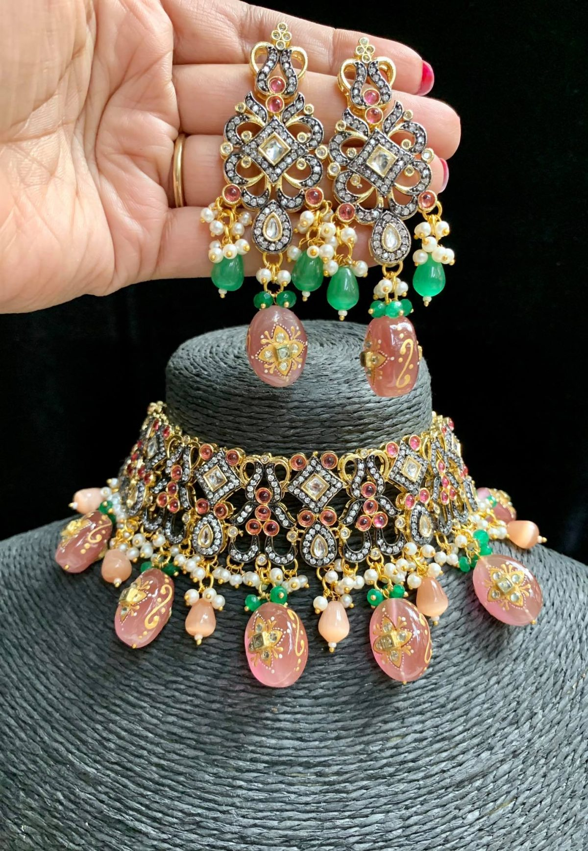 Top selling jewellery Collection from Rajasthani(India) - 45000 Taka